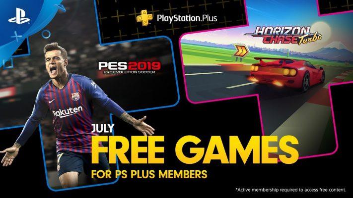 PlayStation Plus: i giochi gratuiti di luglio 2019