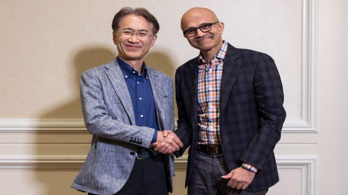 """Sony: """"Collaborazione con Microsoft necessaria per rispondere a Google Stadia"""""""