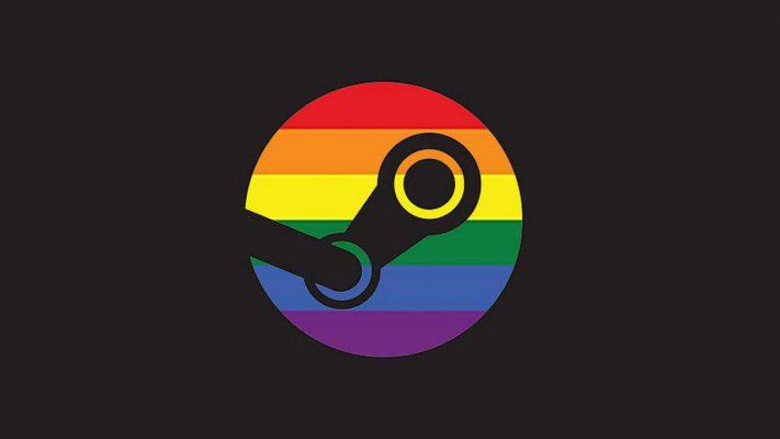 Steam LGBT