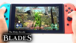 The Elder Scrolls: Blades arriva anche su Switch con feature esclusive