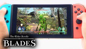 The Elder Scrolls: Blades arriva anche su Switch con feature esclusive