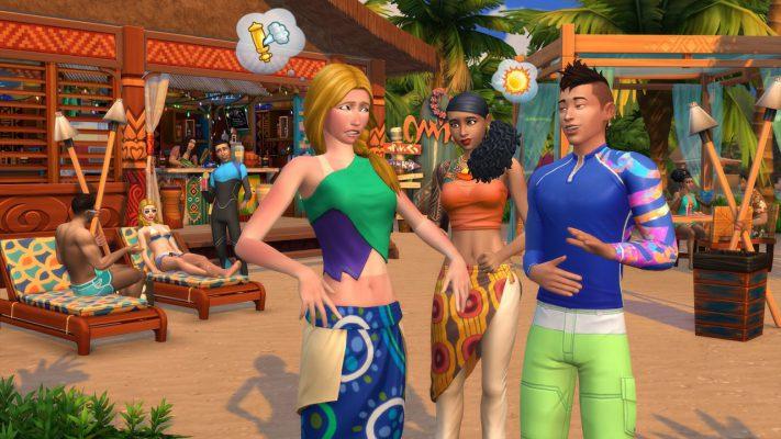 """The Sims 4: annunciata l'espansione """"Vita sull'isola"""", trailer e data"""