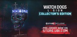 Watch Dogs Legion, ecco la Collector's Edition esclusiva Ubisoft Store