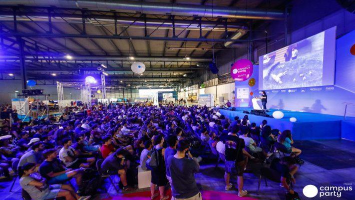Campus Party, Milano diventa capitale mondiale dell'innovazione per quattro giorni