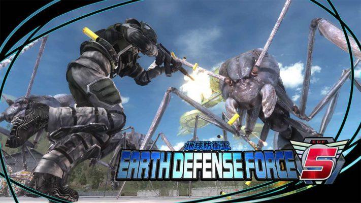 Earth Defense Force 5 arriva a sorpresa su PC tra pochi giorni