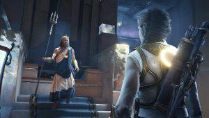 Assassin's Creed Odyssey, trailer di gameplay per Il Giudizio di Atlantide, disponibile da oggi