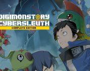 Digimon Story: Cyber Sleuth Complete Edition annunciato per Switch e PC