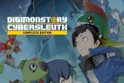 Digimon Story: Cyber Sleuth Complete Edition annunciato per Switch e PC