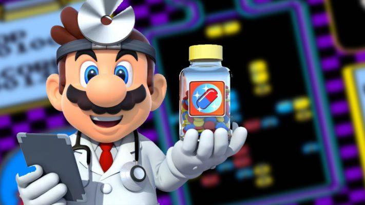 Dr. Mario World disponibile in Italia per iOS e Android