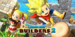 Un trailer di lancio per Dragon Quest Builders 2
