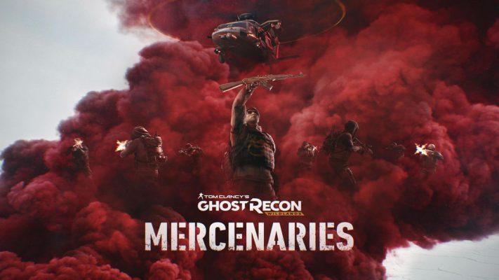 Ghost Recon: Wildlands, disponibile da oggi la nuova modalità Mercenaries