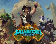 Salvatori di Uldum è la nuova espansione di Hearthstone, data, trailer e dettagli