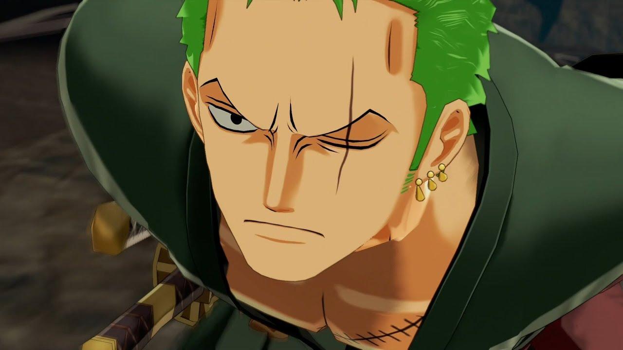 One Piece World Seeker, il DLC di Zoro ha una data, Sabo nella