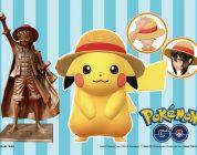 Pokémon GO, una collaborazione con One Piece per la ricostruzione di Kumamoto