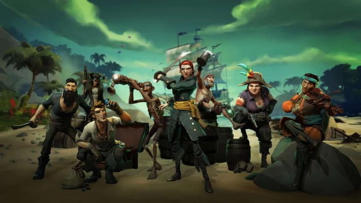 Sea of Thieves, la nuova espansione ha una data, novità per il PvP