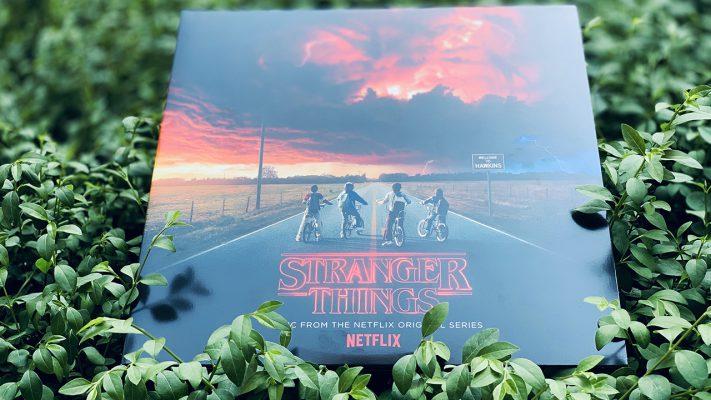 Stranger Things Vinile