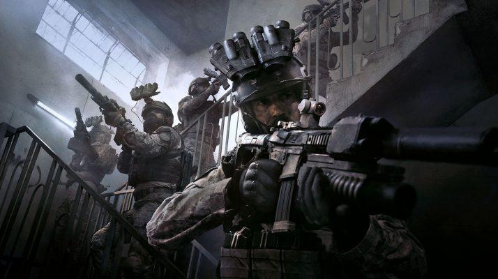 Server dedicati per Call of Duty: Modern Warfare