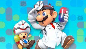Dr Mario World immagine in evidenza