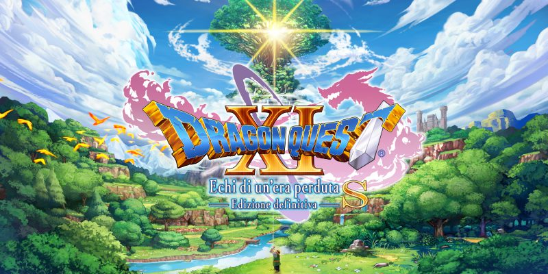 Nuove immagini per Dragon Quest XI S: Echi di un'Era Perduta