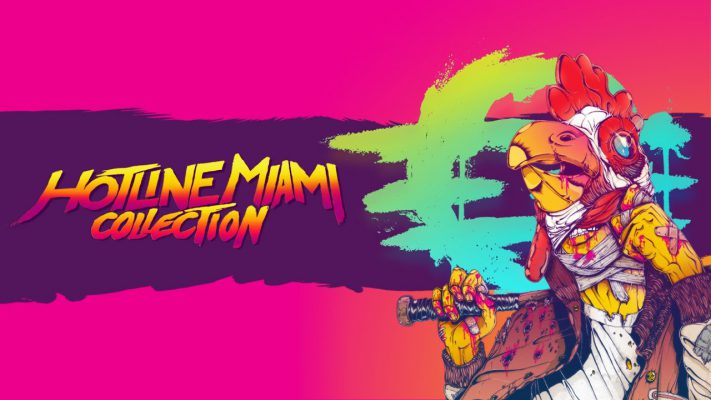 "Switch si ""tinge di rosso"": arriva Hotline Miami Collection"