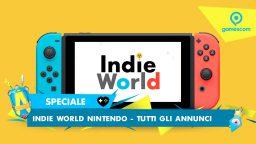 Tutti gli annunci dall'Indie World Nintendo 19-08-2019
