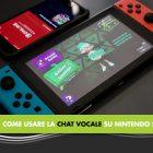 Come usare la chat vocale su Nintendo Switch