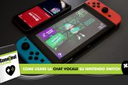 Come usare la chat vocale su Nintendo Switch