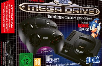 5 cose da sapere sul SEGA Mega Drive Mini