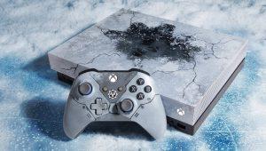 Come è nata l'Xbox One X Limitata di Gears 5?