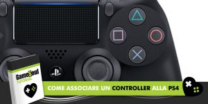 Come associare il controller alla PS4 -Tutorial