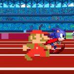 Mario Sonic Giochi Olimpici Tokyo