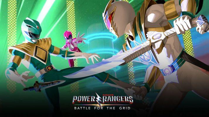 Power Rangers PC
