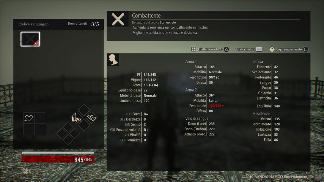 Code Vein recensione