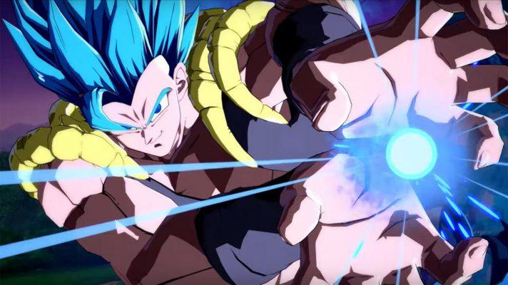 Dragon Ball FighterZ, Gogeta Super Saiyan Blue ha una data