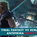 Final Fantasy VII Remake – Anteprima Games Week 2019