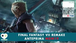 Final Fantasy VII Remake – Anteprima Games Week 2019