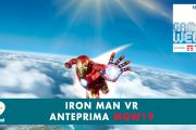Marvel's Iron Man VR – Anteprima Games Week 2019
