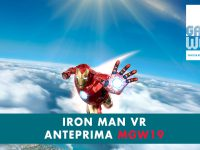 Marvel's Iron Man VR – Anteprima Games Week 2019