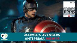 Marvel's Avengers – Anteprima Milan Games Week 2019