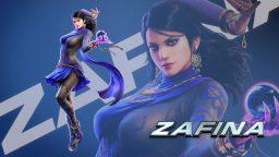 Tekken 7, un trailer per Zafina e data per il Season Pass 3