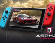Asphalt 9: Legends, annunciata la data su Nintendo Switch e contenuti esclusivi