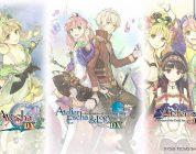 Atelier Dusk Trilogy Deluxe Pack, annunciata la data di uscita su console e PC