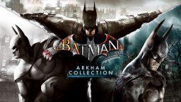 Batman Arkham collection epic games store