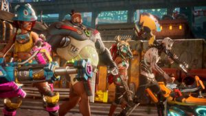 Bleeding Edge, 11 minuti di gameplay off-screen