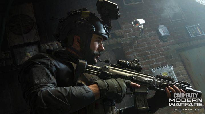 Carri armati a Lucca Comics 2019 per Call of Duty: Modern Warfare