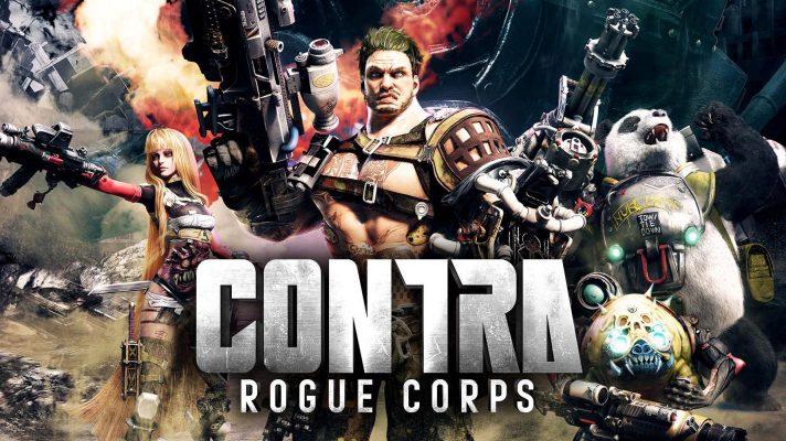 Contra: Rogue Corps, la demo single player arriva oggi