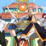 Fairy Tail, un video mostra i protagonsiti in azione