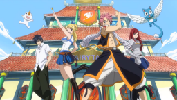 Fairy Tail, un video mostra i protagonsiti in azione