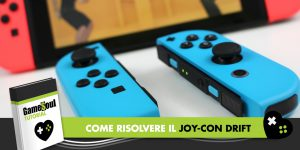 Joy-Con drift: come risolvere il problema su Nintendo Switch