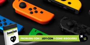 Nintendo Switch: Problemi con i Joy-con? Come risolverli